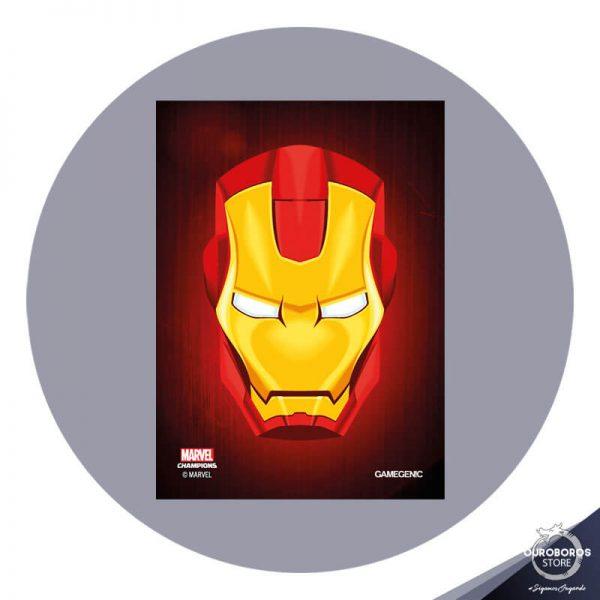 GG Art Sleeves Marvel Champions - Iron Man