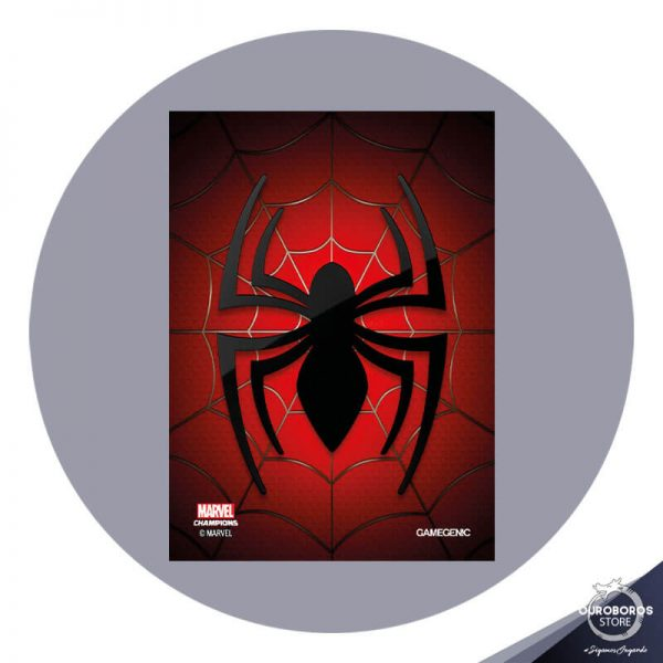 GG Art Sleeves Marvel Champions - Spiderman