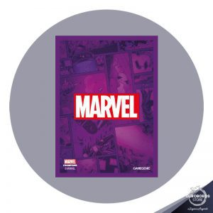 GG Art Sleeves Marvel Champions - Marvel Purpura